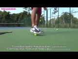 10 Options how to pick up tennis ball fast and easy ( 10 Способов быстро поднять теннисный мяч )