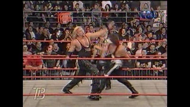 Титаны реслинга WCW Nitro October 16 2000