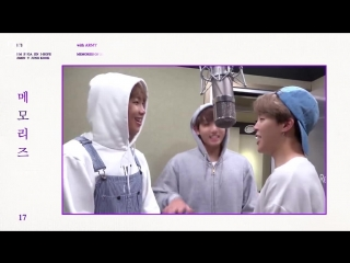[RUS SUB][PREVIEW] BTS 'BTS MEMORIES OF 2017' DVD