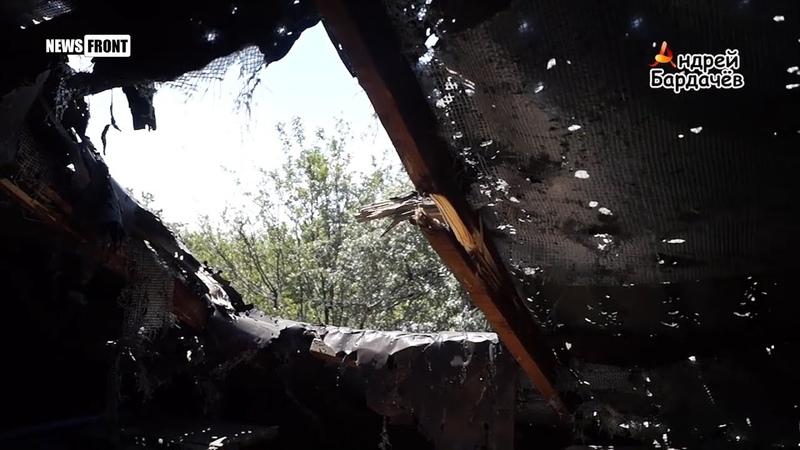 Жительница Трудовских Украина уничтожает мирных жителей Донбасса