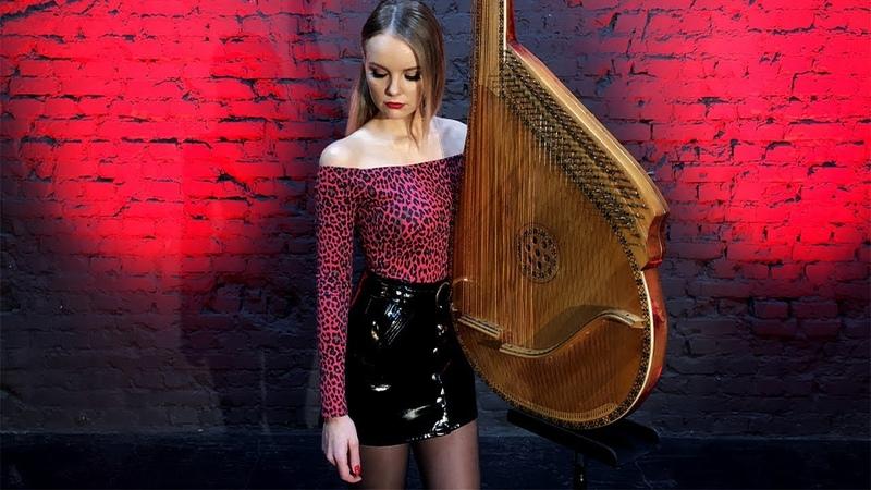 KAZKA - CRY (КАЗКА - ПЛАКАЛА) Кавер Версія (Бандура та Баян) [Eurovision Song 2019, Ukraine]