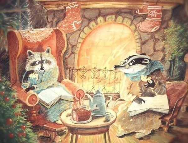 Зима... Морозная и снежная, для кого-то долгожданная, а кем-то не очень любимая, но бесспорно – прекрасная.  - Страница 6 3QOl4svOjUM