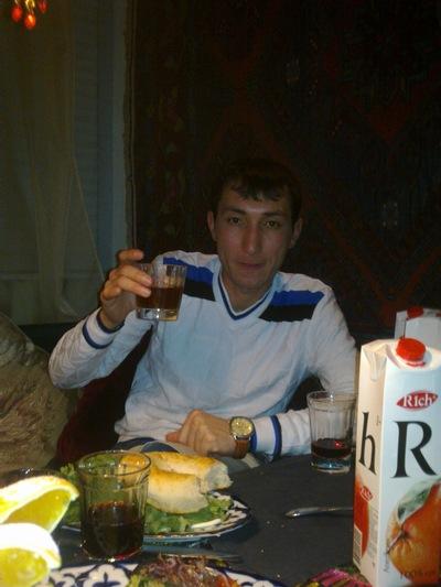 Шерзод Юлдашалиев, 20 сентября 1994, Кривой Рог, id204889228