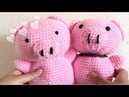CROCHET PIG PART4