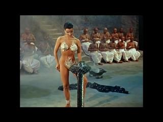 The indian tomb - snake dance scene tito & tarantula (tito & tarantula - after dark)