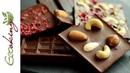 Живой молочный шоколад / на какао-порошке и кэробе / Vegan / Milk chocolate