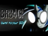 Message from Vinyl Scratch + BR34CH - BlackGryph0n feat. Baasik