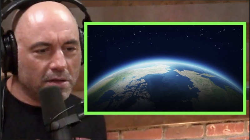 Joe Rogan on the Space is Fake Conspiracy