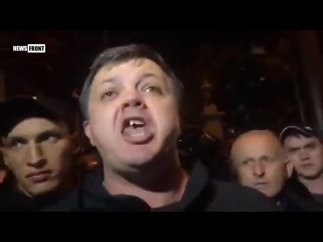 На Михомайдане в Киеве начались провокации и столкновения