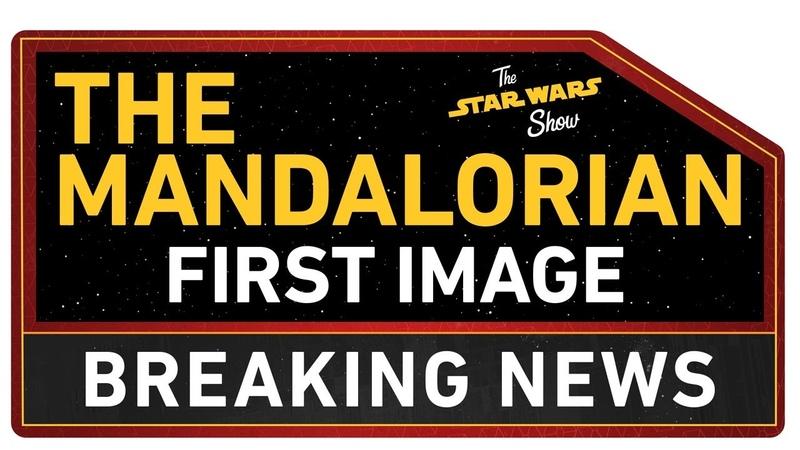 Первый взгляд на сериал Мандалорец | The Star Wars Show » Freewka.com - Смотреть онлайн в хорощем качестве