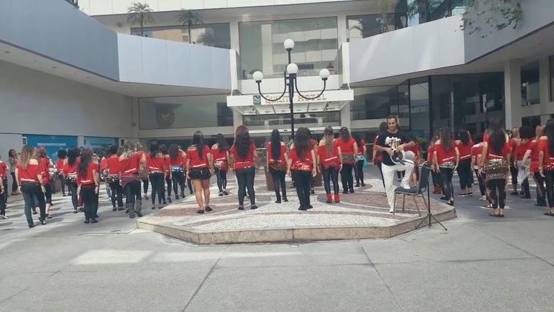 Bellydance Flashmob Brasil Artem Uzunov TrrPhoto