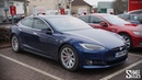 Tesla Model S P100D 2 39s to 60mph with LUDICROUS PLUS