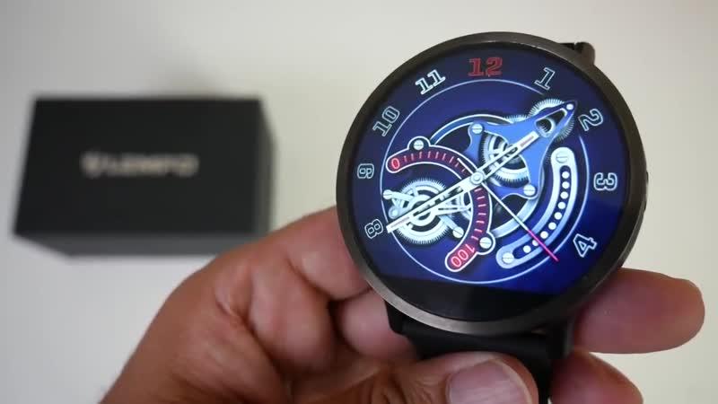 Часы смартфон от Lemfo