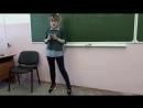 Анна Глушкова-чтецы,первый раунд отбора
