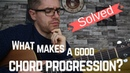 What Makes a Good Chord Progression?
