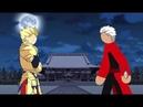 Gilgamesh Vs Archer - Fate/Stay Night Stick Fight!