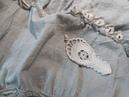Платье в стиле бохо Привязываем кайму к платью Вяжем мотив павлинье перо Вяжем по схемам