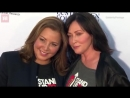 Shannen Doherty is gleaming on the 'Stand Up To Cancer' carpet