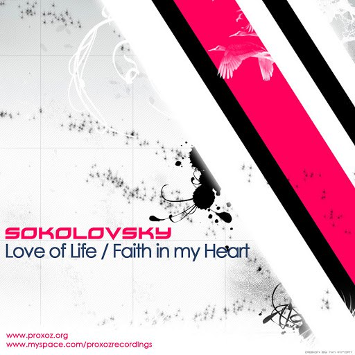 SOKOLOVSKY альбом Love Of Life