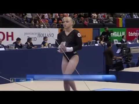 Tatiana Nabieva Uneven Bars AA | 2010 Worlds