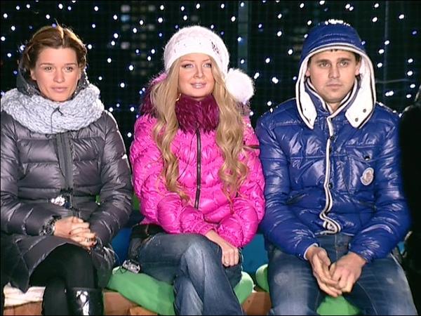 ДОМ-2 Город любви 2379 день Вечерний эфир (14.11.2010)