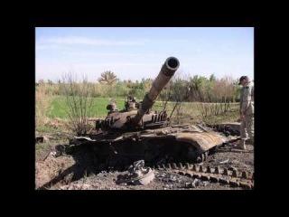 НАТО в ужасе! Новый танк Т 90МС. Полигон Н.Тагил.