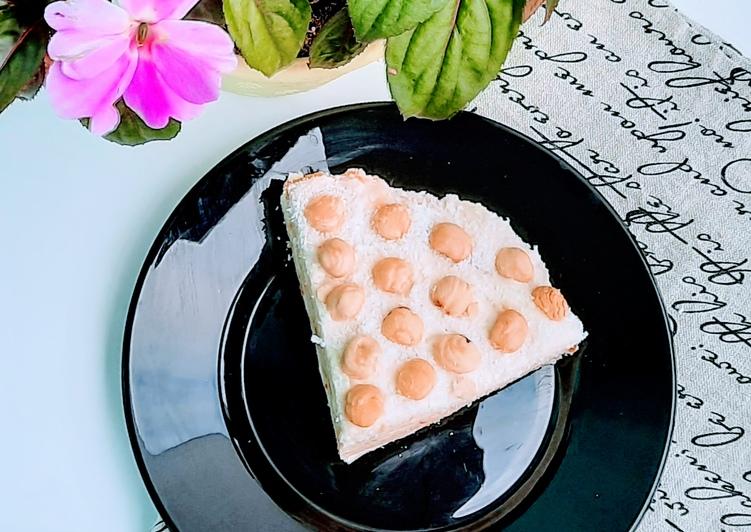 Блинный тортик с творожным кремом 🍰