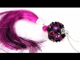 Маленькие видео нового сотуара Магелланская фуксия ??? ➡ Сделан по МК: #гера_мк_королевский_двор Шикарный цвет в прекрасном ук