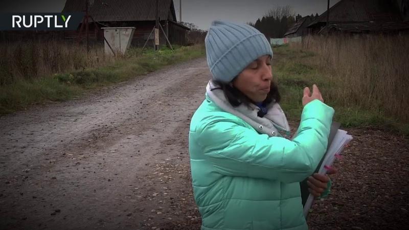 Жители села в Прикамье из за проблем с транспортом вынуждены ходить через лес и отбиваться от зверей