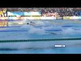 World Championships Rome 2009 - 100m Butterfly Men FINAL