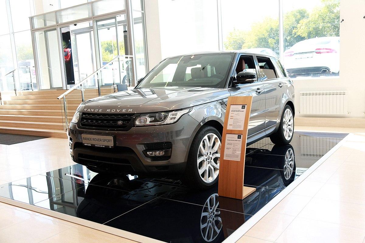 Range Rover Sport 2013 в Авто АЛЕА