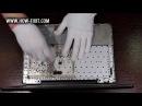 MacBook A1181 (A1185) разборка и чистка ноутбука от how-