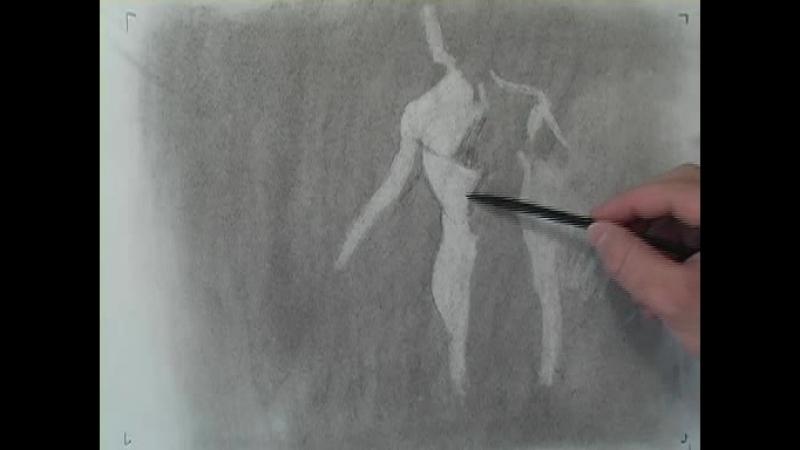 Matthew Archambault - Drawing Tutorials Online - Charcoal_02
