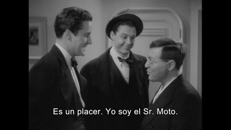 Think Fast, Mr. Moto (1937) Peter Lorre