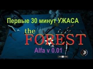 Игра The Forest - Обзор и Геймплей, Ужастик На Выживание