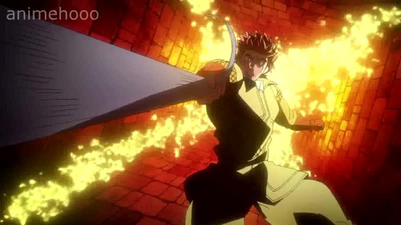 Animehooo JoJo's Bizarre Adventure 5