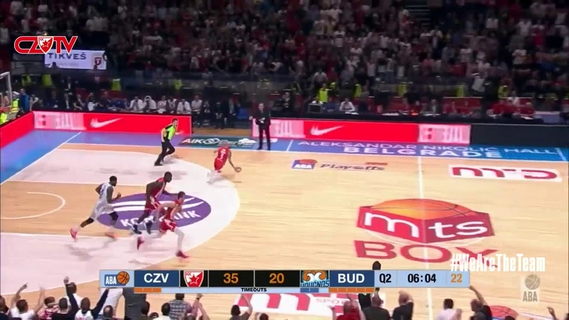 Boriša Simanić KK Crvena zvezda mts Budućnost VOLI finale ABA Lige