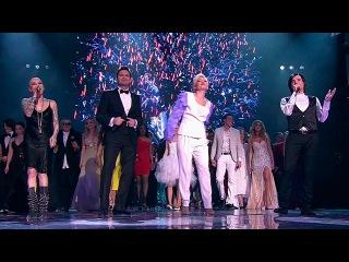 Участники второго сезона поют песню `White Dove` - Голос