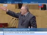 Жириновский: О бессмысленности голосования и коррупции в России 2013