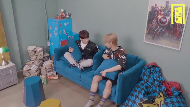 [VIDEO] 180908 Two Kids Room Ep.10 UNDISCLOSED CLIP
