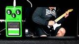 Ibanez Analogman Modded TS9Silver Overdrive Pedal (Kenny Wayne Shepherd)