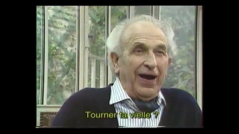 Hans Hotter Thomas Quasthoff - Der Leiermann (Schubert - Die Winterreise) 1991