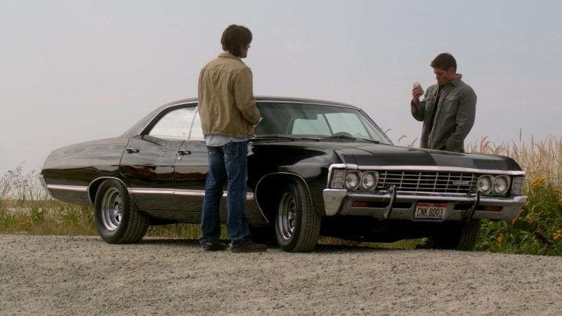 Supernatural |7x04| Дин и Сэм