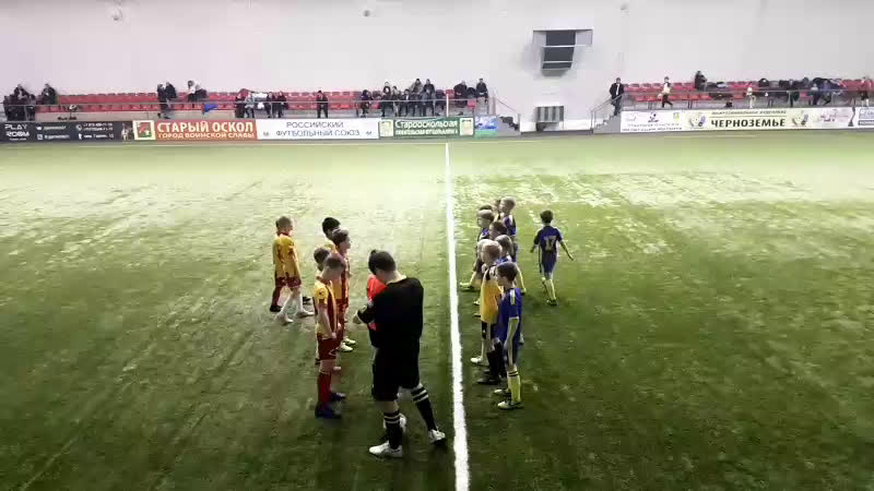 ARENA 1 OPEN CUP-2018 ОСКОЛ-СГОК - СТАРТ