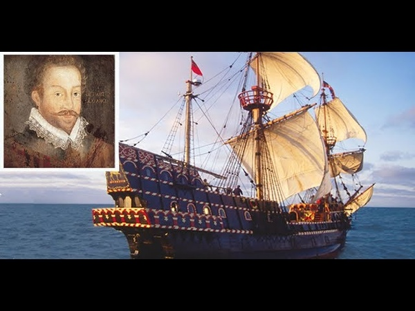 History's Mysteries Drake's Secret Voyage History Channel Documentary