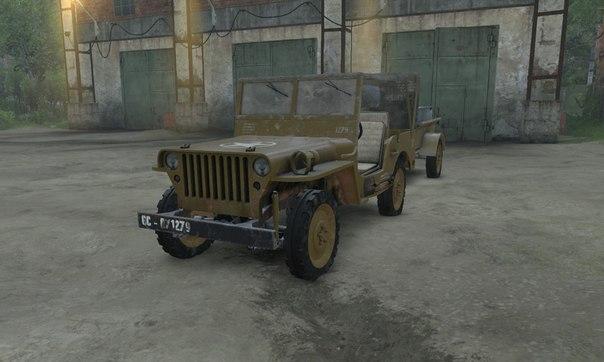 Jeep Willy 1942 для 03.03.16