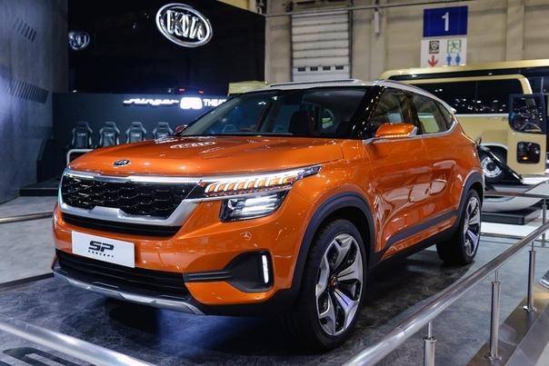 Новый кроссовер Kia окажется дороже родственного Hyundai Creta.