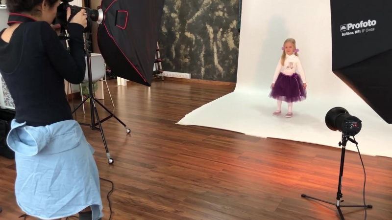 Unic Space Kids Photosession