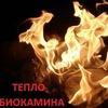 Био и электро  камины в Казани (ТеплоБиокамина)