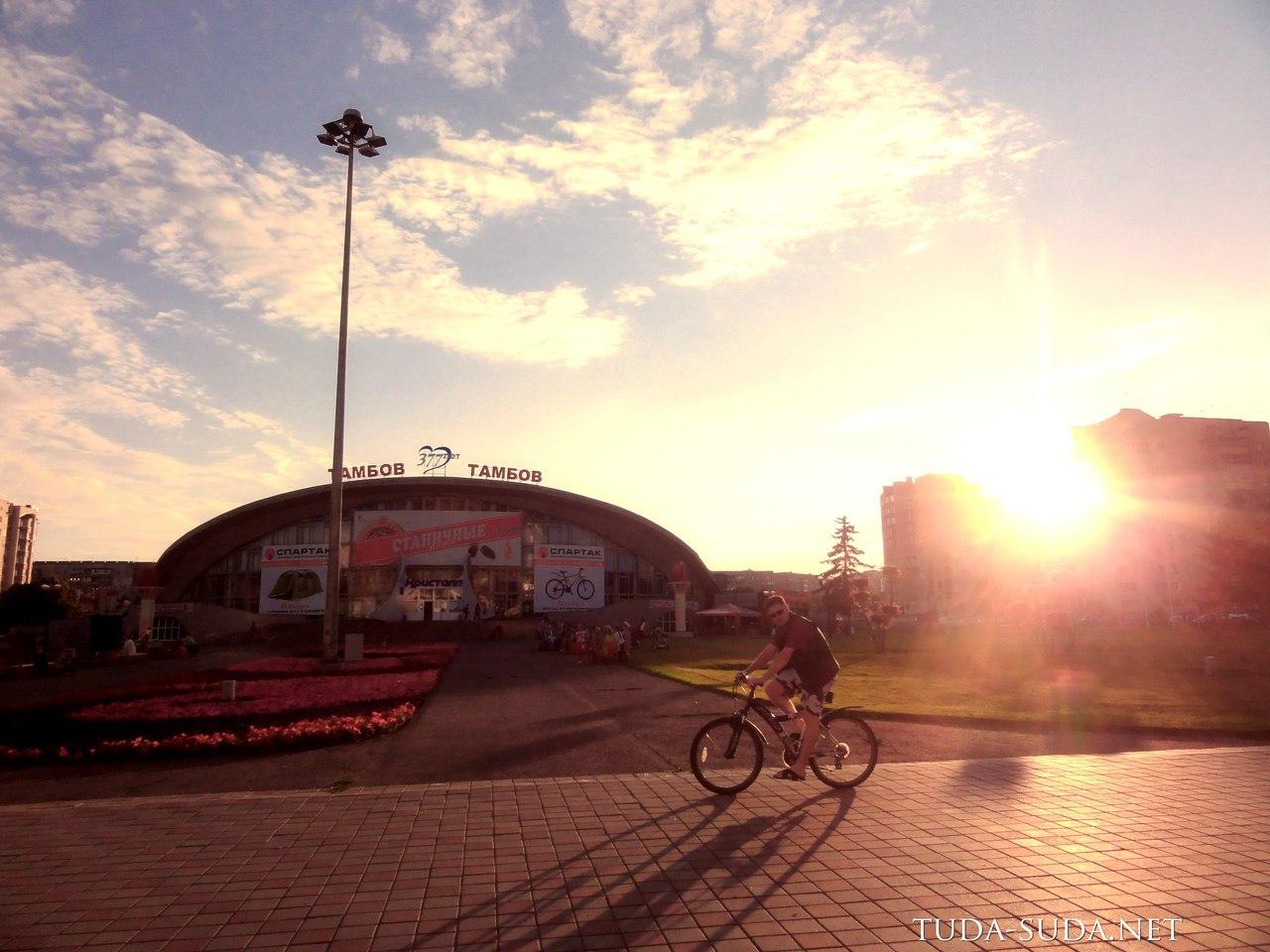 Тамбов центр города